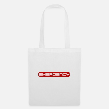 Emergence EMERGENCY - The emergency - Tote Bag