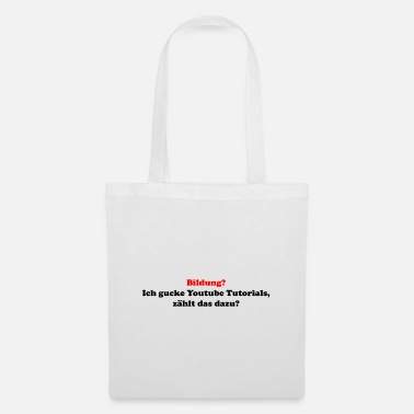 Education Culture Education? - Tote Bag