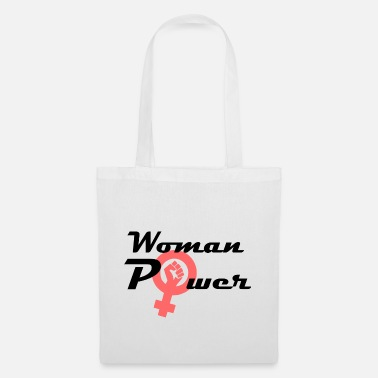 Woman Power Woman power strong women, woman power - Tote Bag