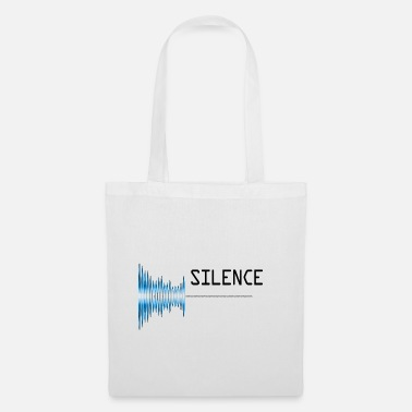Pollution Sound silence Sound pollution Pollution - Tote Bag