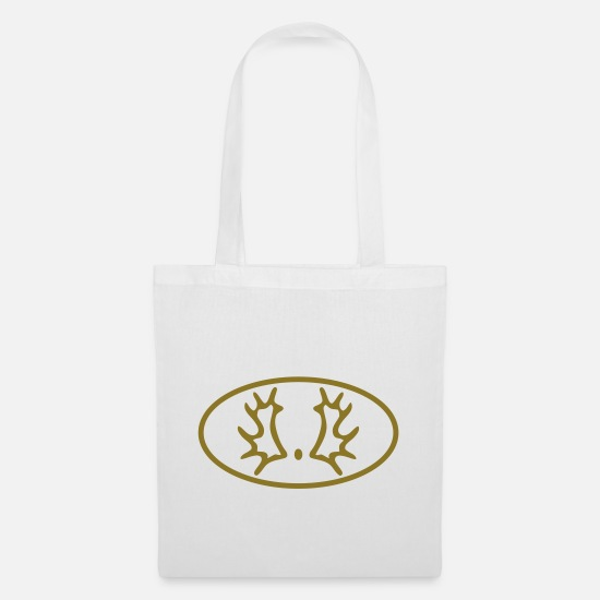 Signs Bags & Backpacks - Trakehner - Tote Bag white