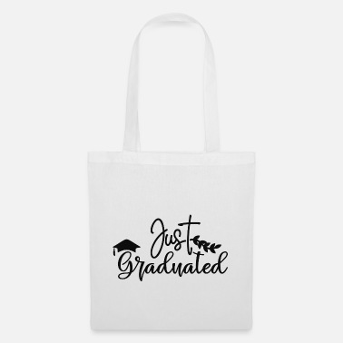 Just Just Graduated - Borsa di stoffa