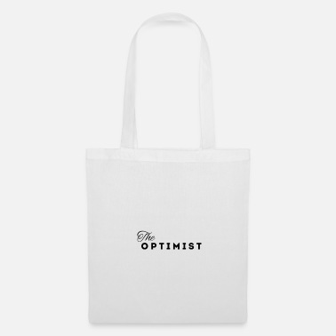 Optimist The optimist - Tote Bag