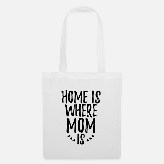 Mother's Day Bags & Backpacks - Mother's Day - Tote Bag white