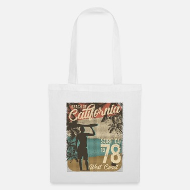 Beach of California - Tote Bag