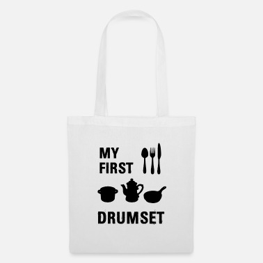 Drum Set My first drum set - Tote Bag