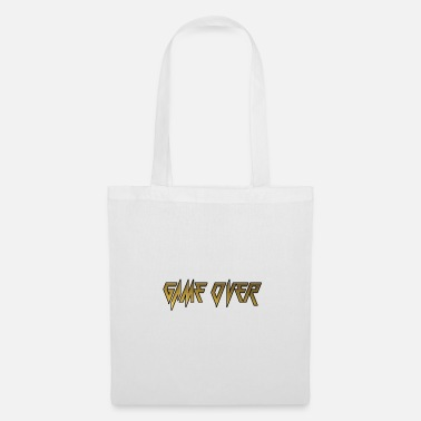 Golden Game Over - Tote Bag