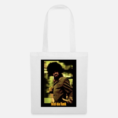 Blaxploitation feel funk - Tote Bag