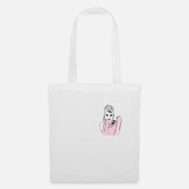 Audrey Hepburn - Tote Bag