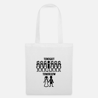 Wedding Party Bachelor Party Wedding Shower Wedding Party - Tote Bag
