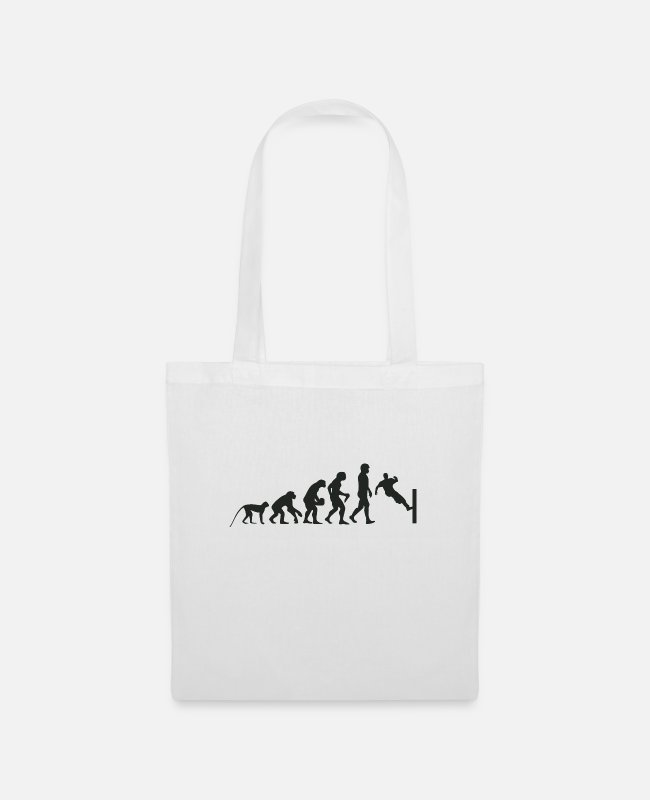 Competition Bags & Backpacks - Evolution Parcour - Tote Bag white