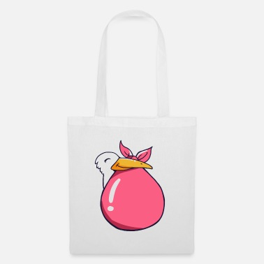 Stork with surprise - Tote Bag