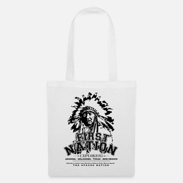 National First Nation The Apache Nation - Tote Bag