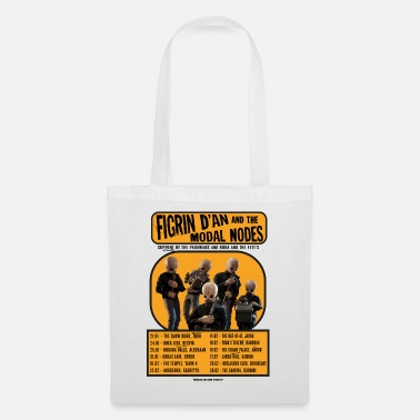 Cantina Band Tour Poster - Tote Bag