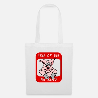 Year Of The Pig 2019 - Tote Bag