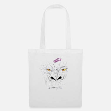 Frustration Frustrated Gorilla - Tote Bag