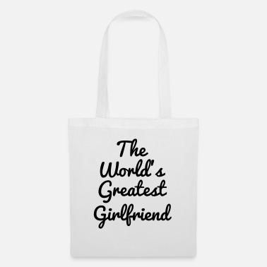 Girlfriend Girlfriend Love Liebe Amour Wife Valentine - Tote Bag