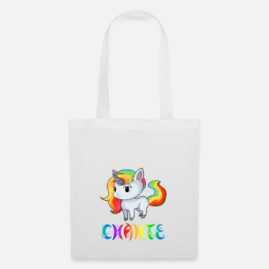 Chant Unicorn Chante - Tote Bag