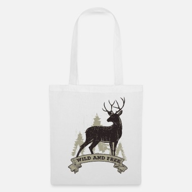 Deer Hunter Deer deer hunter gift idea - Tote Bag