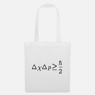 Mathematic Schrodinger equation quantum physics gift - Tote Bag