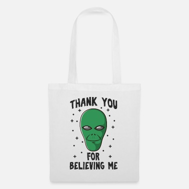 Kosmos Thank you for believing me - Tote Bag