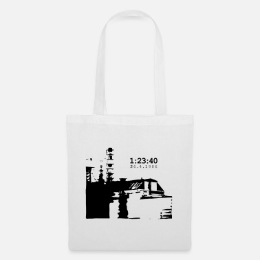 Nuclear Power Plant Chernobyl nuclear power plant - Tote Bag