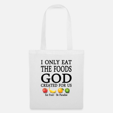 Fruit Of The Earth Gods Fruit - Tote Bag