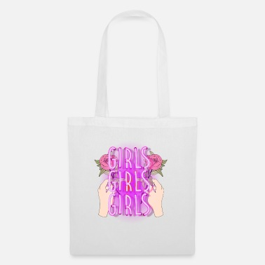 Girls Girls Girls Girls - Tote Bag