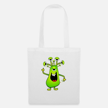 Monster Monster - Tote Bag