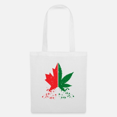 Canada. Cannabis Legalization. Canada great. Weed - Tote Bag