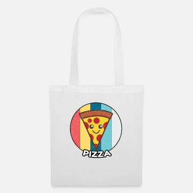 Pizza Pizza vintage fast food food gift idea - Tote Bag