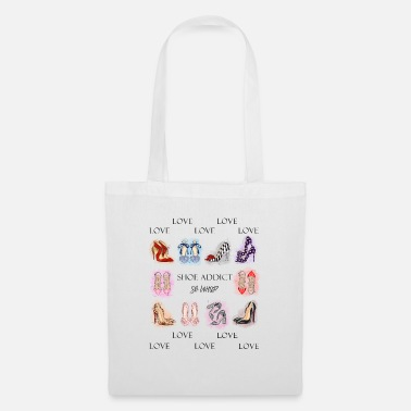 Highheels Shoe Addict So What? - Tote Bag