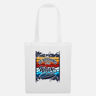 Water Sports Search the waves - Tote Bag