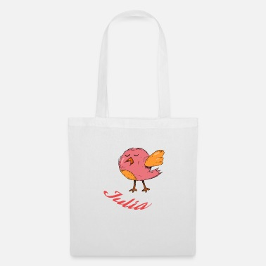 Womens Name Julia name women girl - Tote Bag