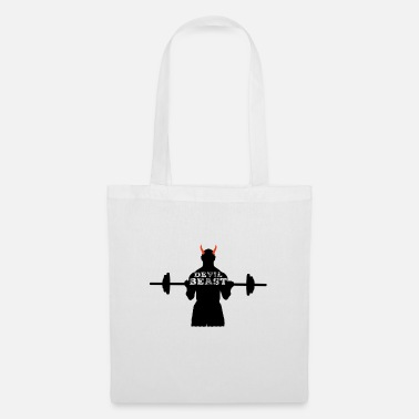 Devil Beast - Tote Bag