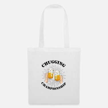 Chugging champion - Tote Bag