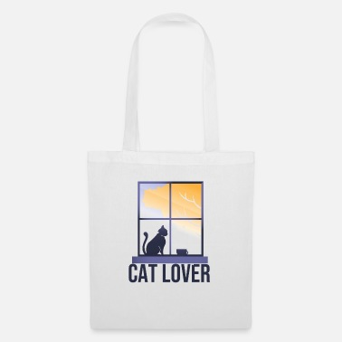 Cat lover - Tote Bag