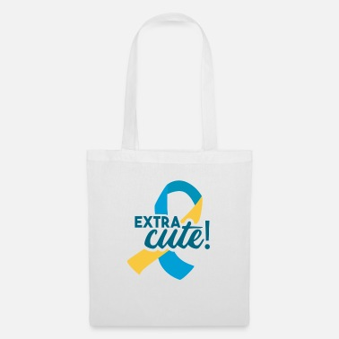 Tea Extra Cute Gift World Down Syndrome Daypositivebeh - Tote Bag