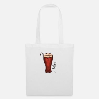 Friend Pint and One Half Pint Mommy And Me Shirts | Beer - Tote Bag