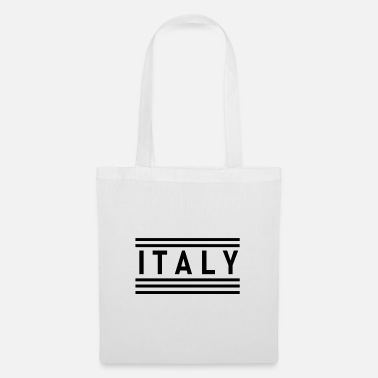Pizza Italy Italian logo - Tote Bag