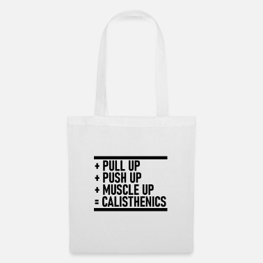 Up Calisthenics Muscle Up Pull Up Niveau UP - Sac en tissu
