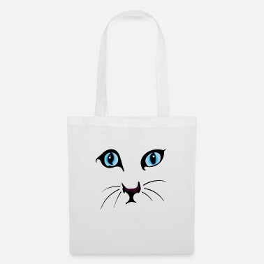 Cat Face Cat Face I / cat face - Tote Bag