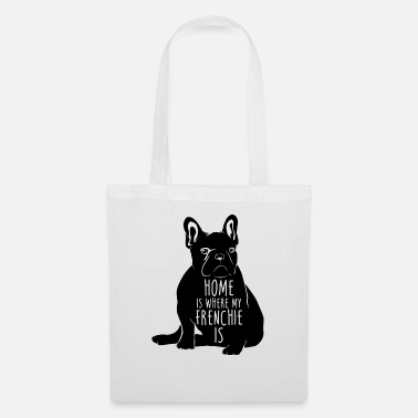Bulldog French bulldog - Tote Bag