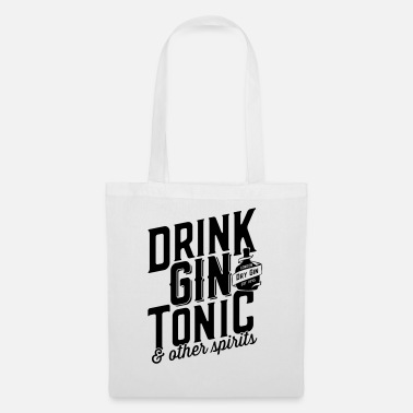 Typo Collection V2 LondonDryGin3 - Tote Bag
