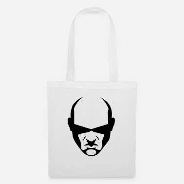 balded head - Tote Bag