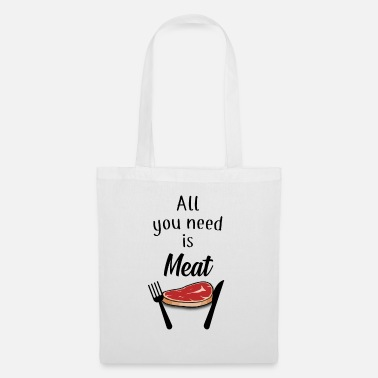 Meat Meat, meat - Tote Bag