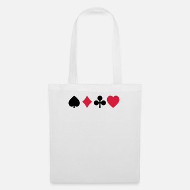 Playing Cards playing cards - Tote Bag