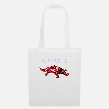 Ornitorinco Idea regalo Shackle Australia - Borsa di stoffa