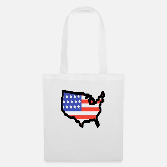 Stadium Bags & Backpacks - United States - Tote Bag white