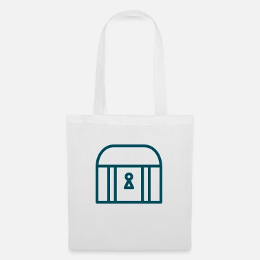 Treasure Chest treasure chest - Tote Bag